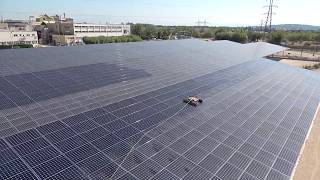 SolarCleano Solar Carport Cleaning - Total Solar Management