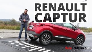 Renault Captur 1.2 TCe 120 KM, 2014 test AutoCentrum.pl 133