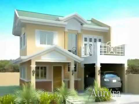 Robinsons Homes\' House Designs for Brighton Parkplace Laoag City ...