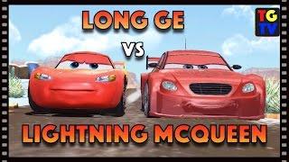 Cars: Fast as Lightning - Long Ge Stage 4/4 VS ICE Shu, Eastern Breeze McQueen