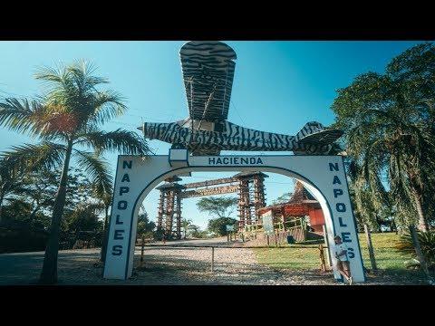 Hacienda Napoles Pablo Escobar's House Tour Colombia [Subtitulado En Español]