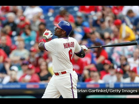 """Marcus Hayes """"Howard is the reason that era of the Phillies came together"""""""