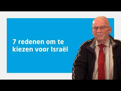 Ds. Dick Langhenkel Over '7 Redenen Om Te Kiezen Voor Israël'