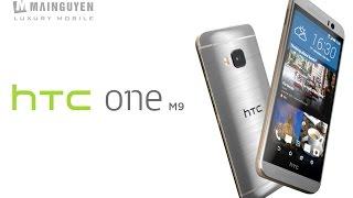 official  htc one m9 reveal - kham pha htc one m9 - wwwmainguyenvn