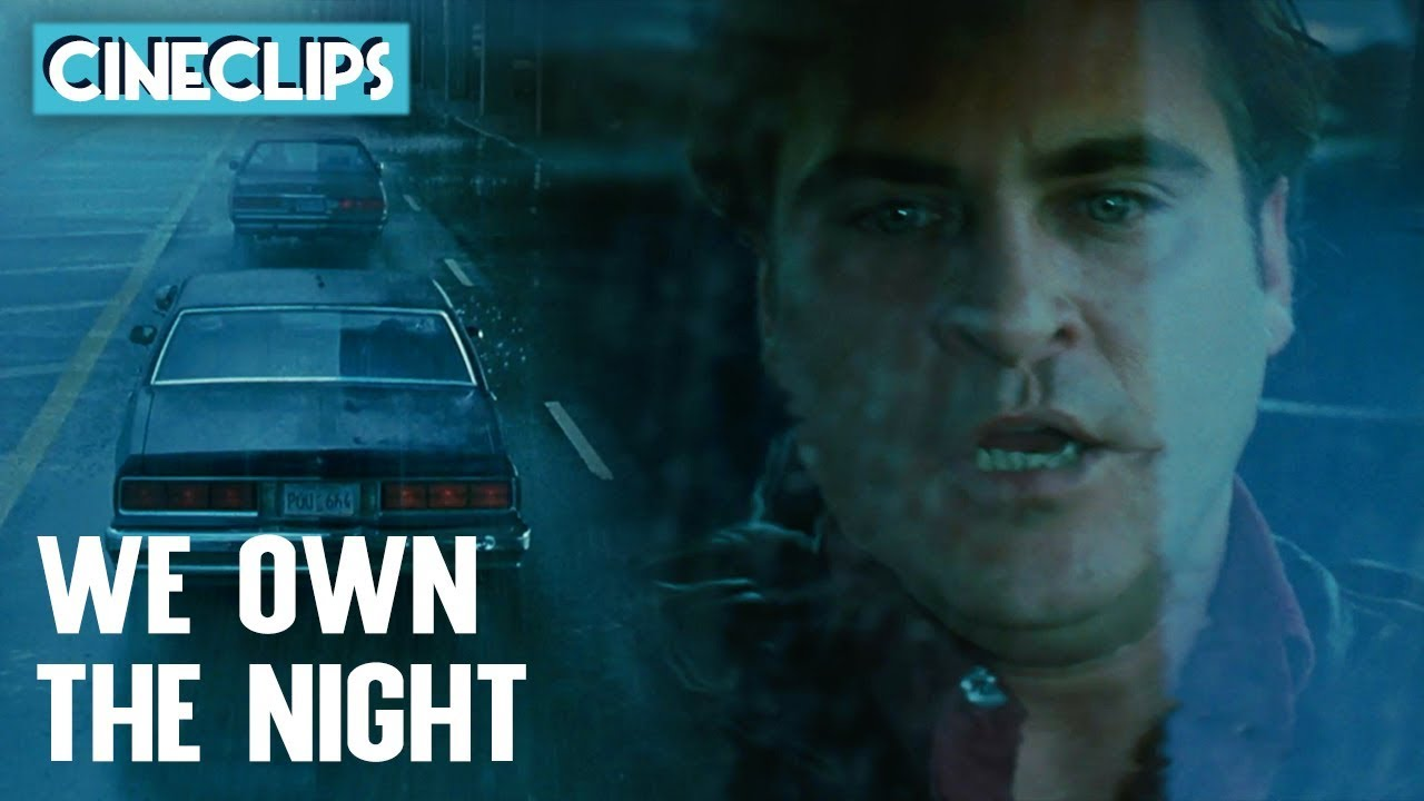 Download The Car Chase   We Own The Night   CineClips