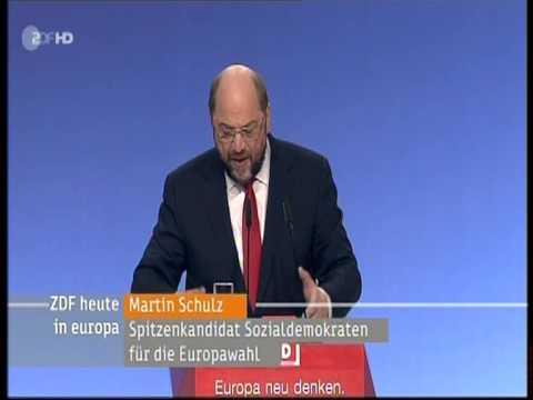 93 SPD und ihre Fehler EU Spitzenkandidat Martin Schulz redet Quatsch