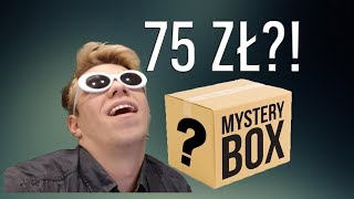 POLSKI MYSTERY BOX ZA 75ZŁ?!