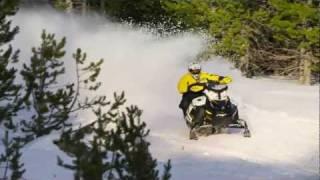 Ski-Doo Moteur Rotax 4-TEC