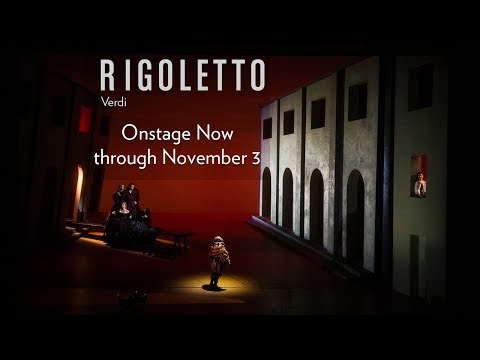 Verdi's RIGOLETTO at Lyric Opera of Chicago. Onstage October 7 through November 3