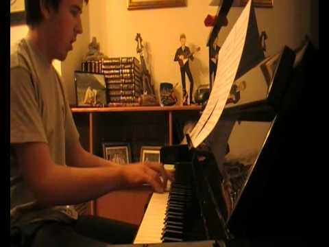 Cats musical - Jellicle Songs for Jellicle Cats (piano)