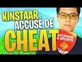 KINSTAAR ACCUSÉ DE CHEAT EN LAN ! (OES 2018 - Division 1 - Série 2 - Game 1)