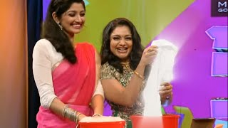 ONNUM ONNUM 3 Episode 97; Divya  Unni and Vidya Unni with Rimi Tomi