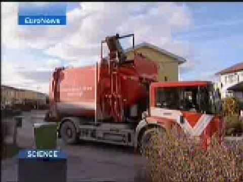 Топливо из отходов ( Швеция )