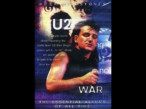 U2 - War (DVD Documentary