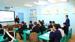 Урок физики на 1 Республиканском слете учителей физики Учитель Магомедова Патимат Хизбулаевна 2018г