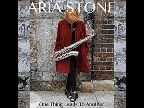 Smooth Jazz Saxophone Artist | Aria Stone | New Smooth Jazz Releases
