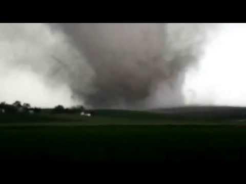 June 16, 2014. Pilger Nebraska area Tornado