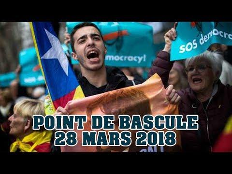 POINT DE BASCULE AVEC RICHARD LE HIR ET ALEXANDRE CORMIER-DENIS - 28 MARS 2018