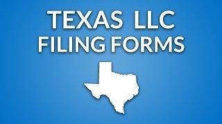Texas LLC - Formation Documents Video
