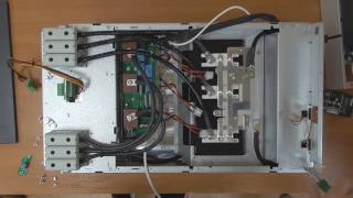 Разбираем векторный преобразователь частоты ОВЕН ПЧВ мощностью 90 кВт