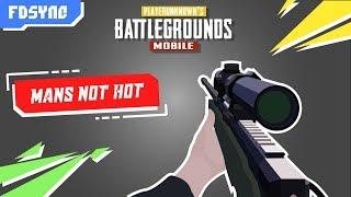 PUBG Mobile Gun Sync -  Mans Not Hot