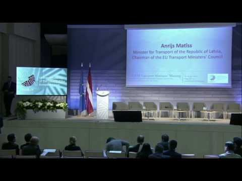 Concluding sesion of 3rd ASEM Transport Ministers' Meeting, 30 April 2015