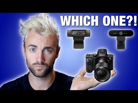 PICKING A LIVE STREAM CAMERA - Literally Everything You Need To Know
