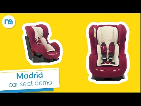 Автокресло_ Mothercare Madrid