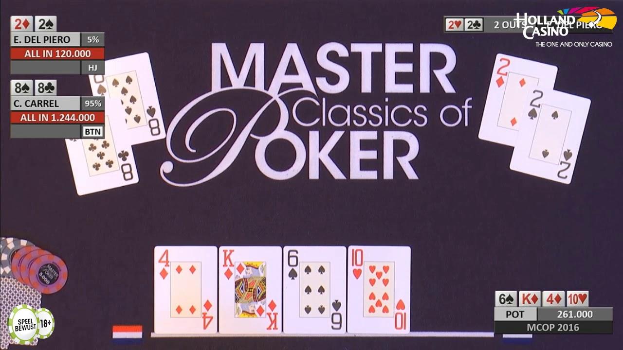 Master ClaГџics Of Poker