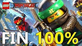 LEGO NINJAGO LE FILM #FIN 100% !!!
