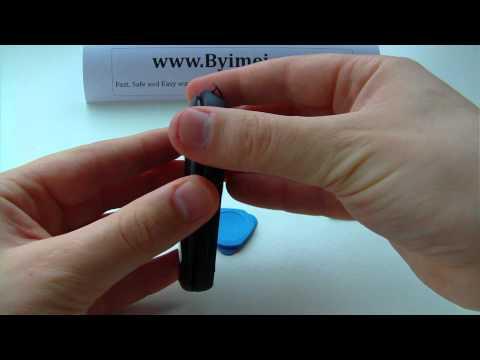 Motorola U9 Unlock & input / enter code.AVI