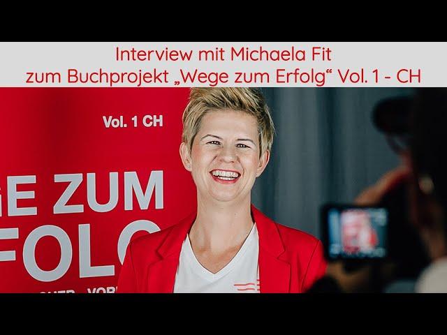 Interview mit Autorin Michaela Fit zum Buchprojekt