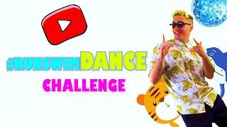 RUN-SWIM DANCE (CHALLENGE) | Tell your FRIENDS | Animal Songs | Baby Songs
