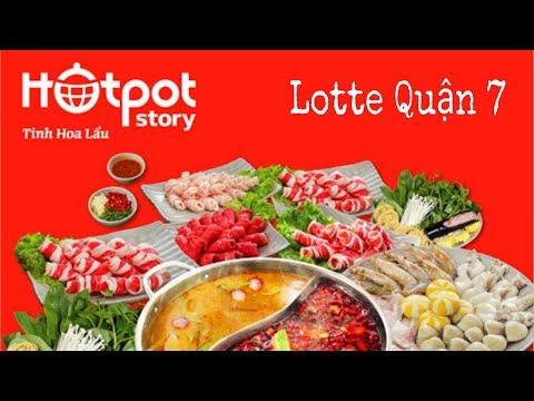 [TPo100] Buffet Hotpot Tại Lotte Quận 7    Buffet Hotpot At Lotte District 7
