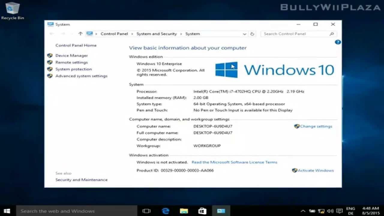 windows 10 iot enterprise iso download