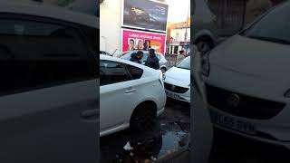 The Broadway  (accident )