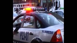 Calles Peligrosas  Ciudad de Mexico