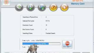 Memory card data recovery software - YouTube.flv