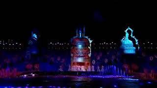 Neeta Ambani's dance on Krishna Bhajan sung by Melody Queen Shreya Ghoshal