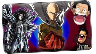 Die 14 Stärksten Anime Charaktere! | SerienReviewer