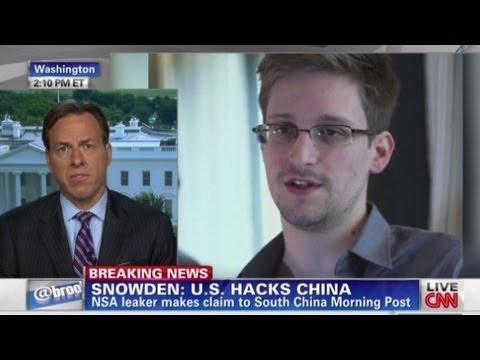 NSA leaker: U.S. hacks China