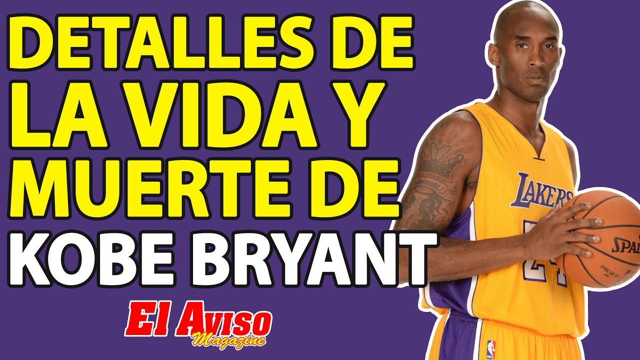 la biografia del basquetbolista kobe bryant