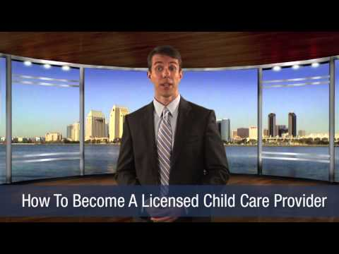 How To Become a Licensed Child Care Provider