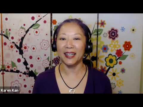 Ascension cycles, soul typing, entities, and sensitivity superpower with Dr. Karen Kan