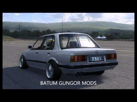 LFS / 1986 e30 / 325i - Batum GNGR Mods