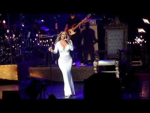 Hero  Mariah Carey   at Foxwoods Casino 10142017
