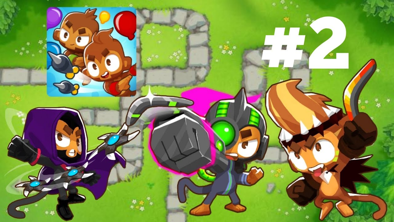 Bloons Monkey