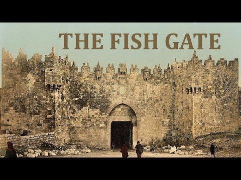 The Fish Gate - Wednesday Evening Service 8/22/18 - Pastor Bob ...