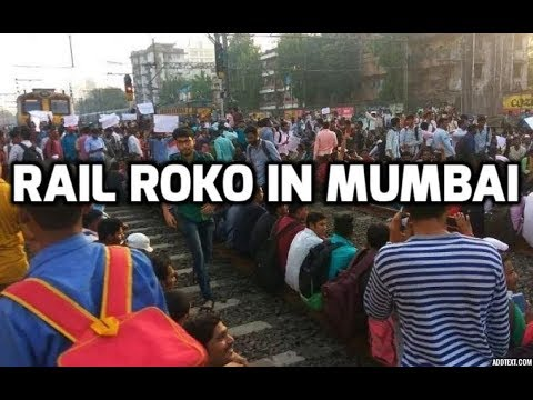 Mumbai Central Line comes to a halt: Here is ALL YOU WANT TO KNOW