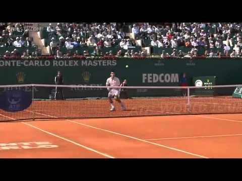 Nadal vs Djokovic - Masters Montecarlo 2013 (Final) - ENGLISH PART1 Full Match HD